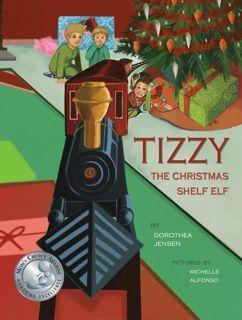 <U>Tizzy, the Christmas Shelf Elf: Santa's Izzy Elves #1: Home Page</U>