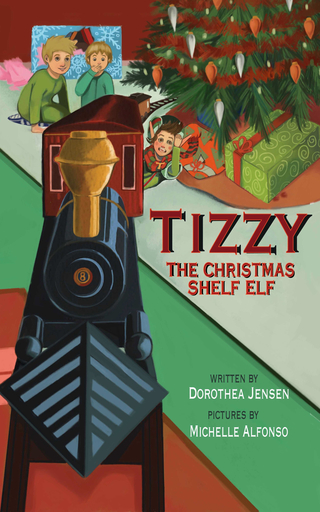 <U>Tizzy, the Christmas Shelf Elf: Santa's Izzy Elves #1</U>